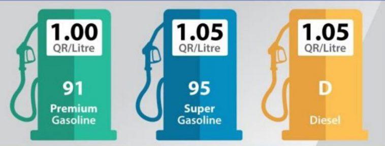 June Fuel prices