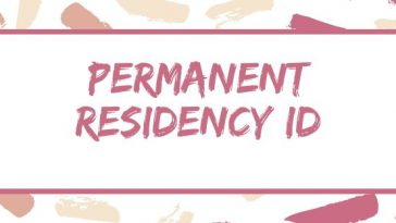 Permanent Residency ID