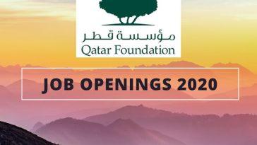 Job Openings 2020