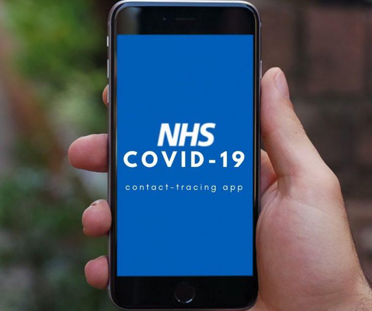 NHS contact-tracing app