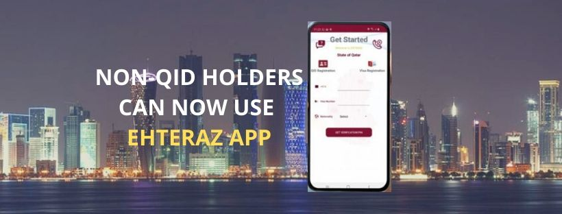 NON -QID holder can now use EHTERAZ App (1)