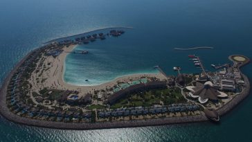 Banana Island Qatar