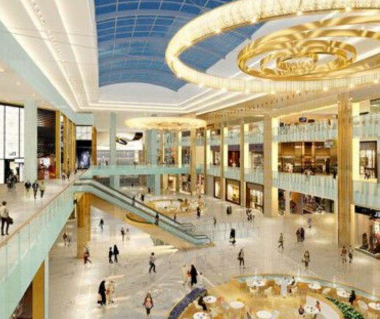 mall of qatar Lockdown