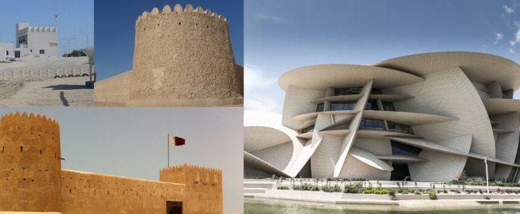 qatar Historic places