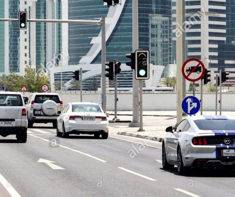 Qatar Traffic