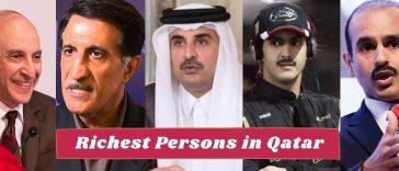 richest persons in Qatar