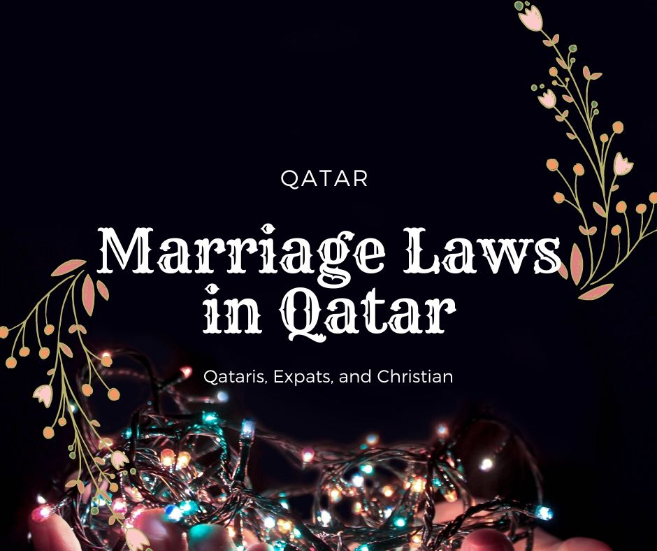 Marriage laws in Qatar
