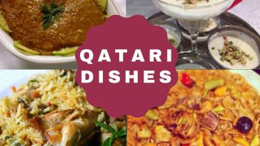 Qatari Dishes