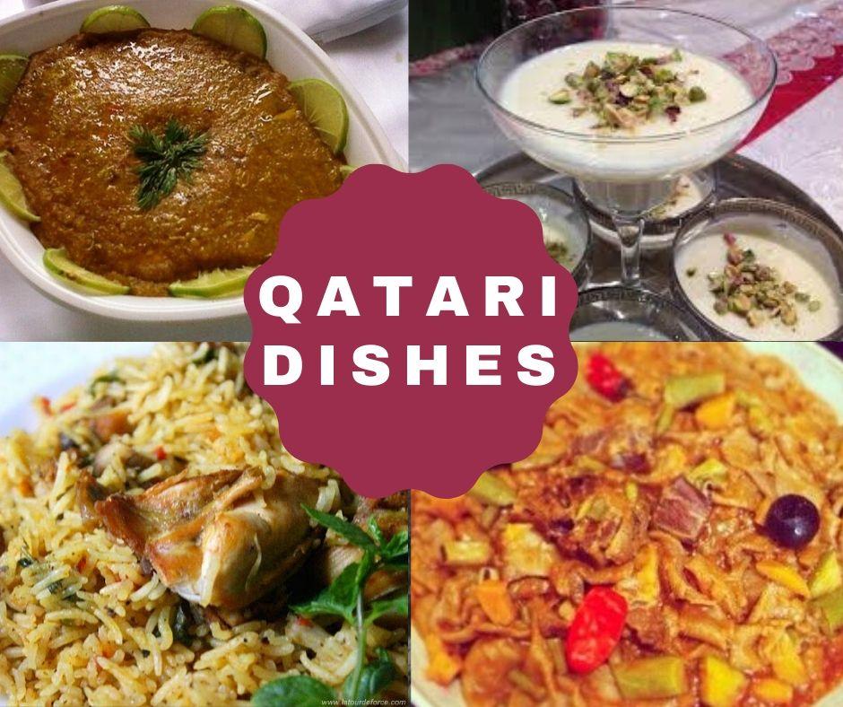 Qatari Dishes