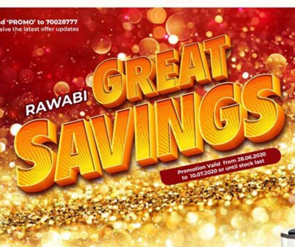 Rawabi Savings