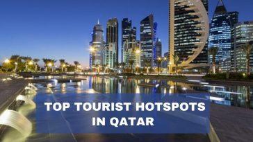Tourist in Qatar