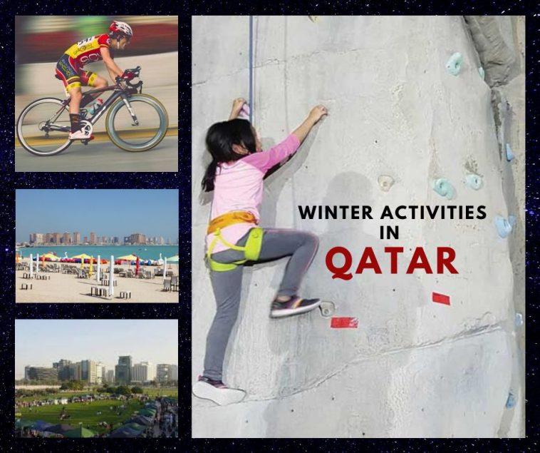 Winter Activities In QaTAR (1)
