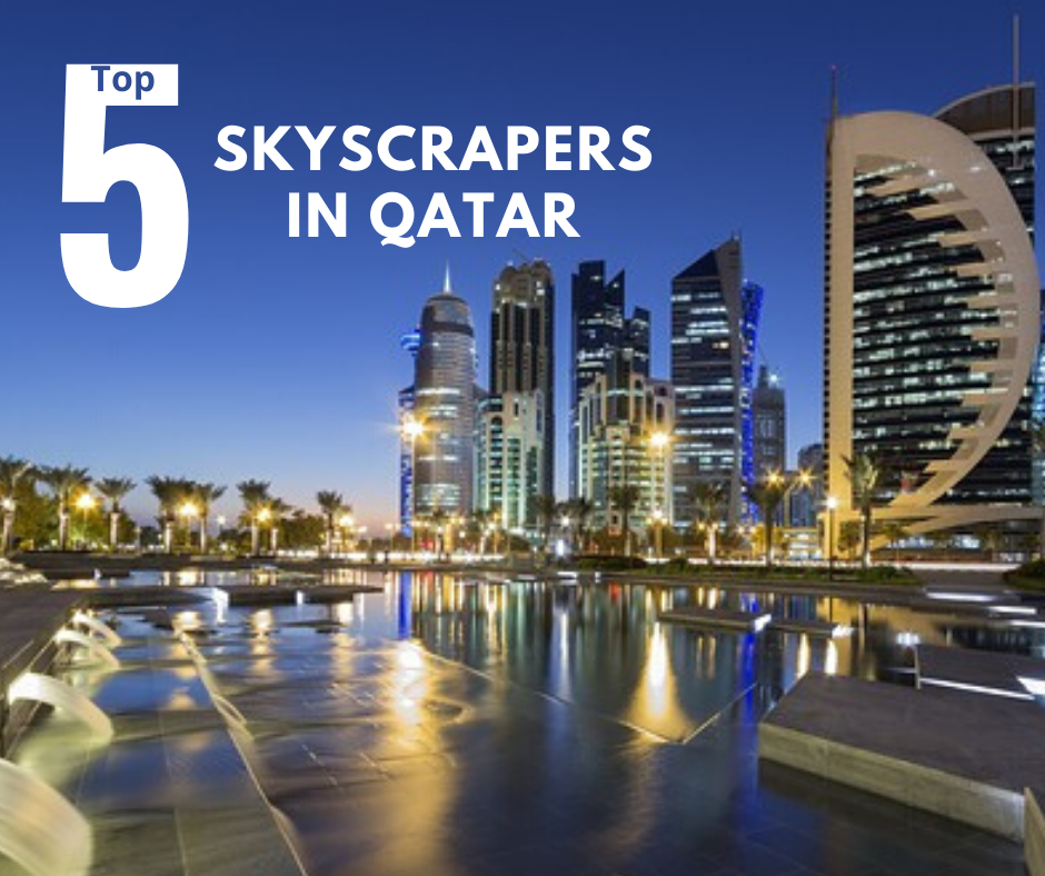 skyscrapers in Qatar