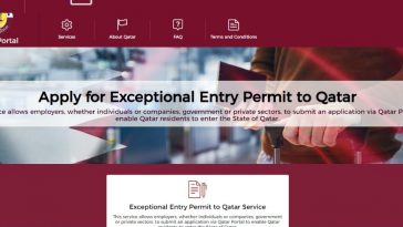 Exceptions Permit in Qatar