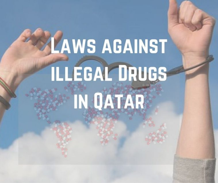 Laws against Illegal Drugs in Qatar