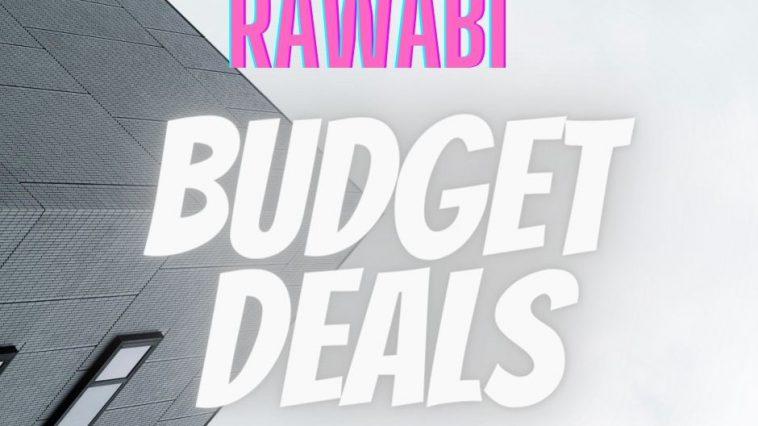 Rawabi budget deals