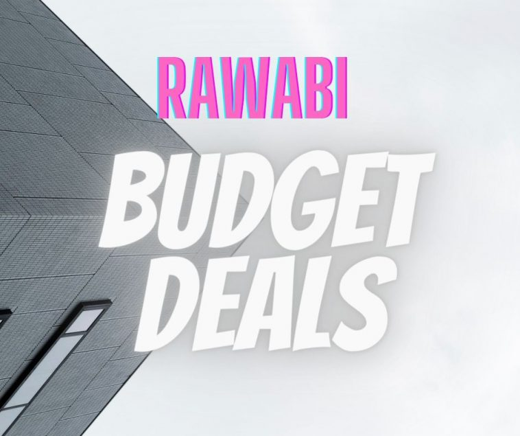 Rawabi budget deals