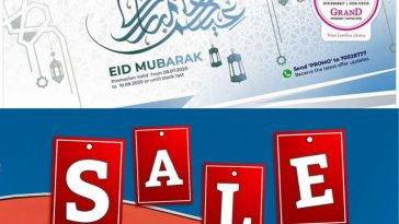 Rawabi EID Deals