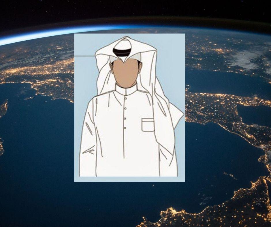 Thobe Qatari